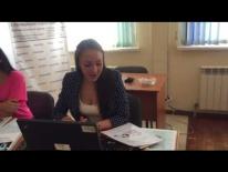 Видеоотзыв студентов преподавателя Екатерины Николаевны от 12.09.2017
